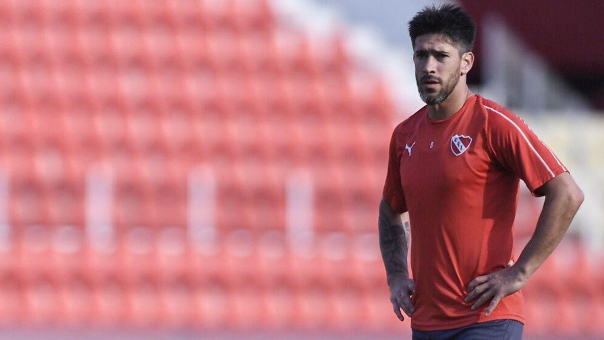 Pablo Pérez habló de su salida de Independiente y del regreso a Newells