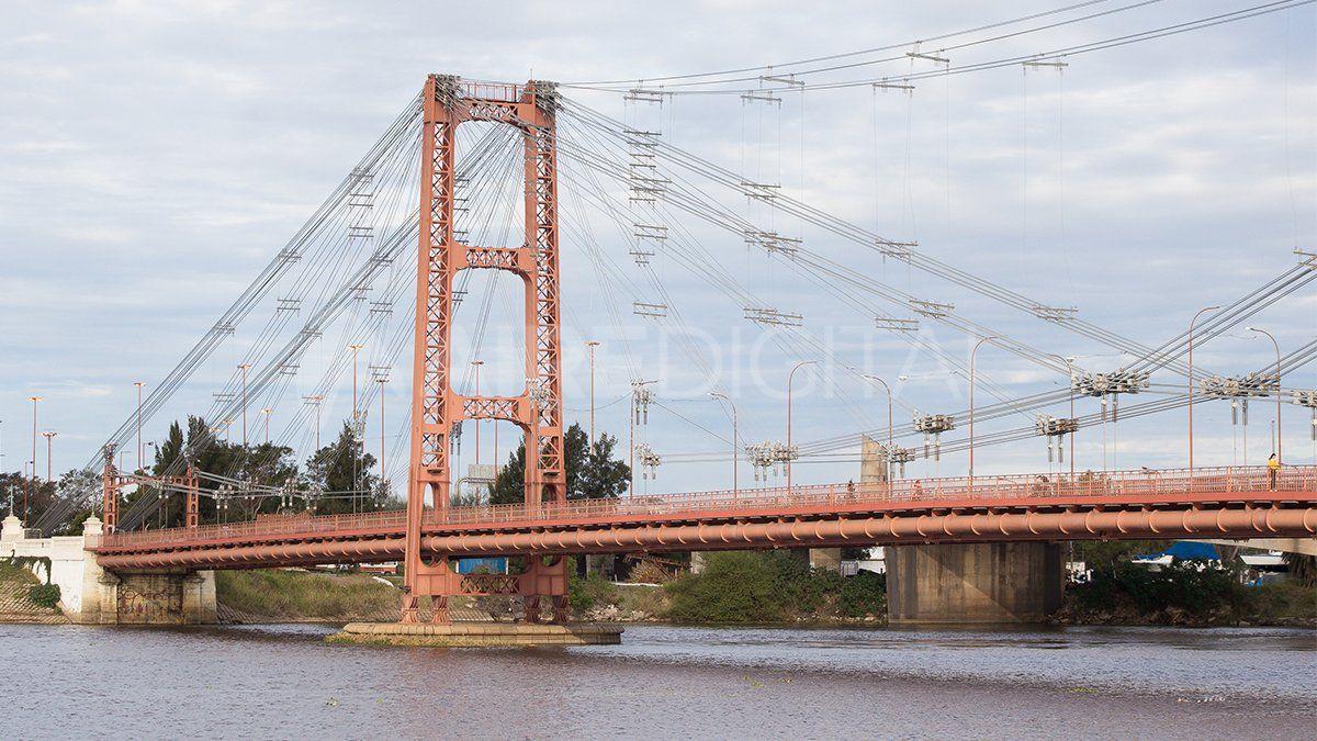 Puente Colgante - Santa Fe