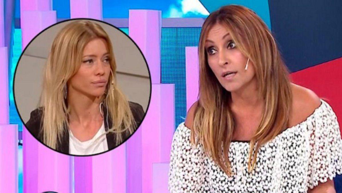 Marcela Tauro destrozó a Nicole Neumann