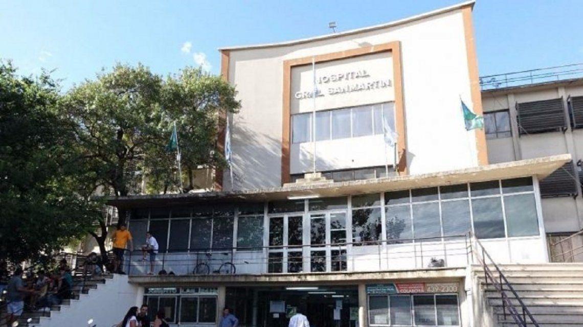 Yanina Pérez agonizó durante seis días en el Hospital San Martín de La Plata