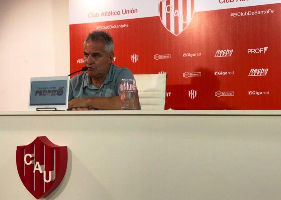 Madelón: Me sentí orgulloso porque los pibes están dando todo por el club