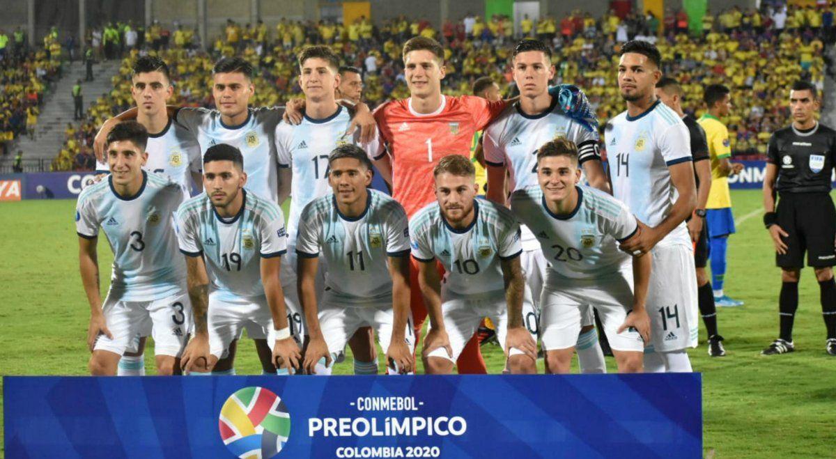 Argentina perdió con Brasil, y ambos estarán Tokio