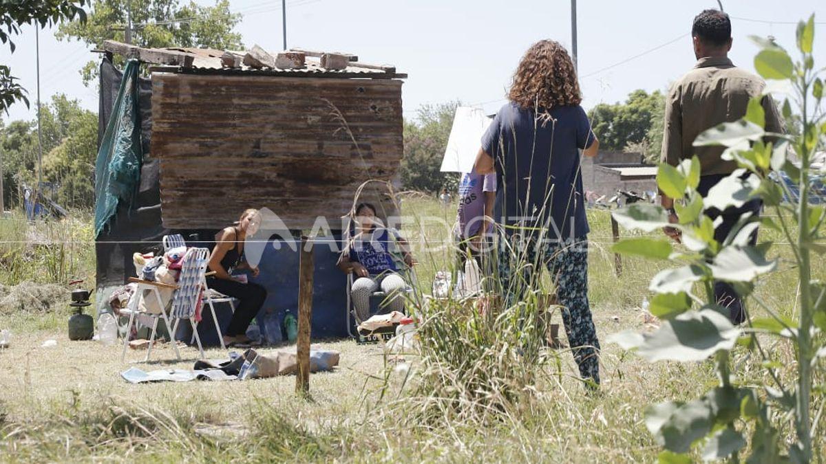 El Municipio censó a los usurpadores y garantiza la realización del trueque