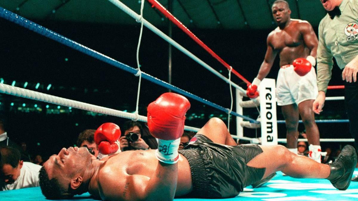 A 30 años del derrumbe del campeón: el fin del invicto de Mike Tyson y su sucesor