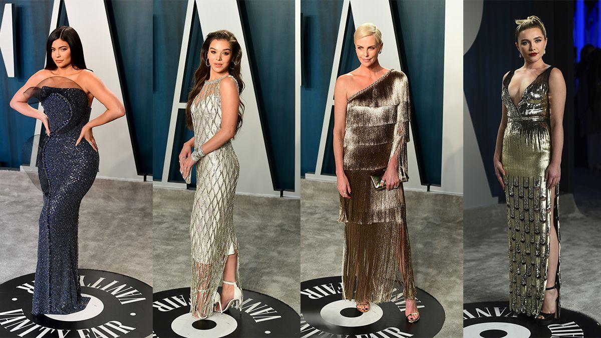 Vanity Fair party: Los mejores looks de la fiesta post-premios Oscars 2020