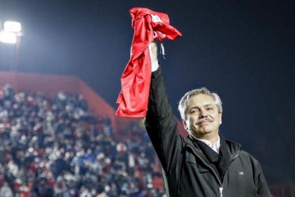 Fernández: Soy crítico de cómo funciona el fútbol, es poco transparente