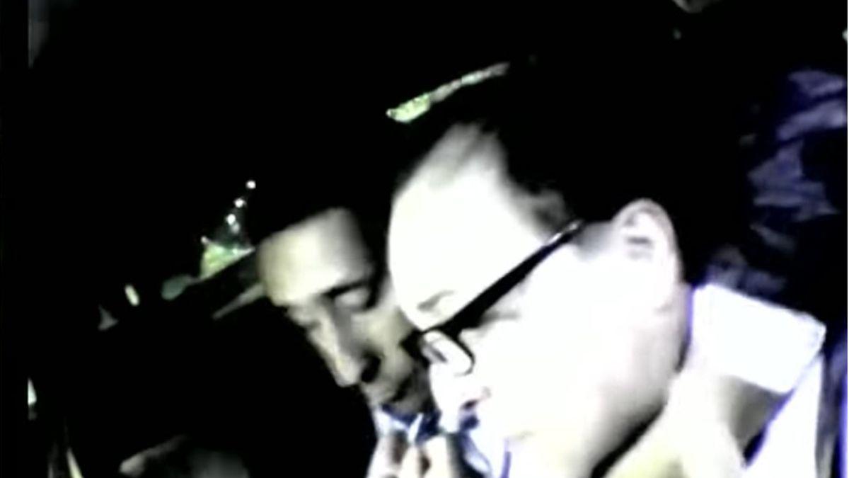 Video: asaltó a un taxista en Capital Federal y todo quedó filmado