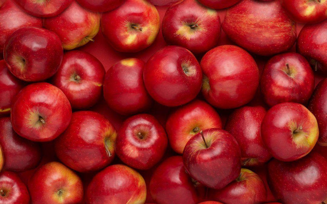 Estos son los beneficios de comer una manzana al día