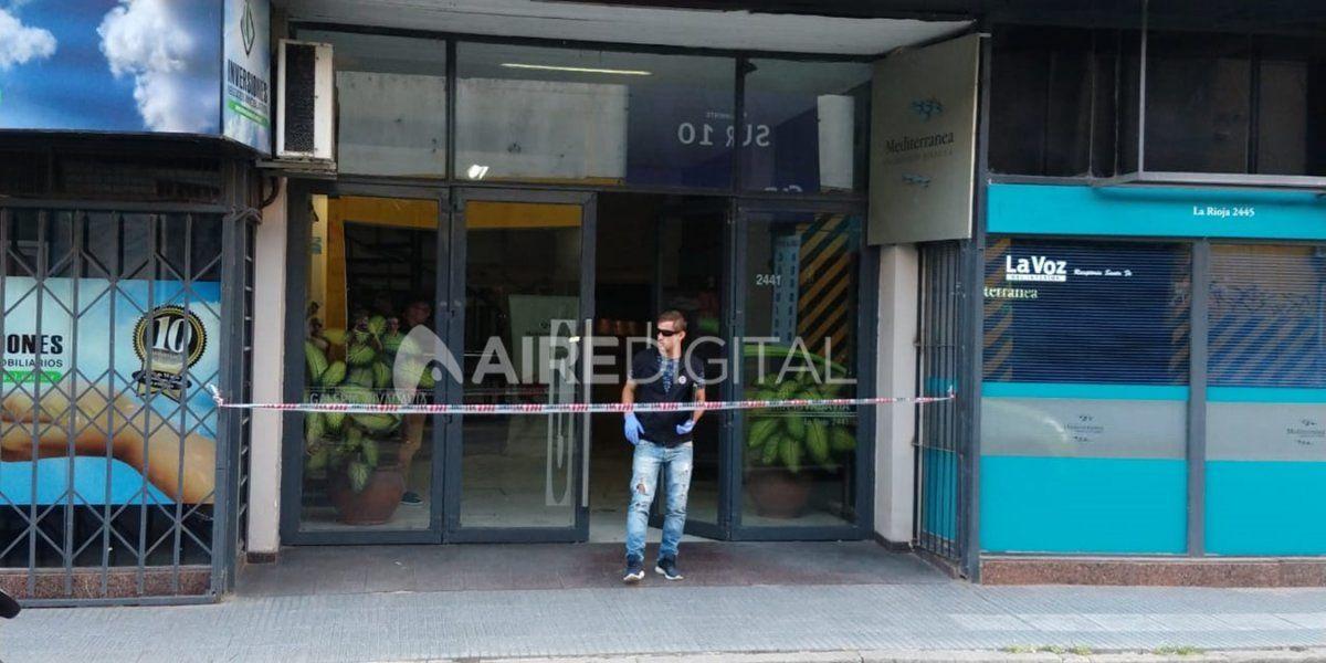 Falleció Hugo Oldani, el comerciante baleado este martes en un local del centro