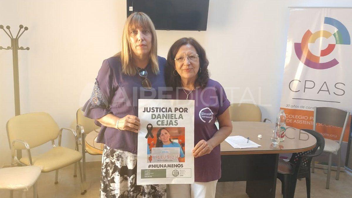 A más de 20 días de la muerte de Daniela Cejas, reclaman información sobre la investigación