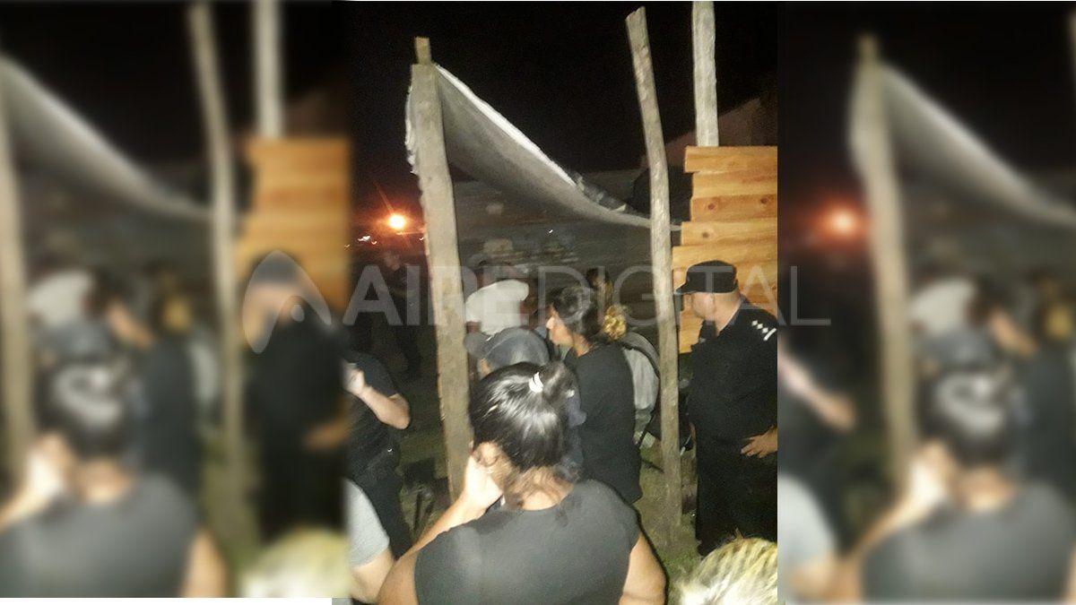 El MPA investiga el intento de usurpación de terrenos en barrio San Agustín