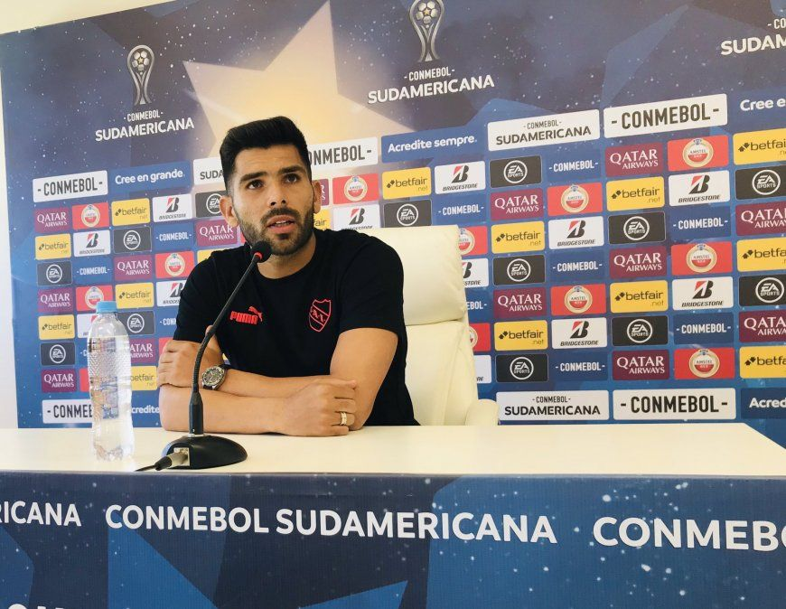 Silvio Romero: Sentimos vergüenza porque no estuvimos a la altura del último partido