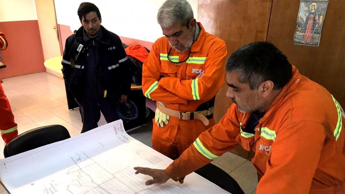 Aníbal Fernández aseguró que el yacimiento de Río Turbio está en pésimas condiciones