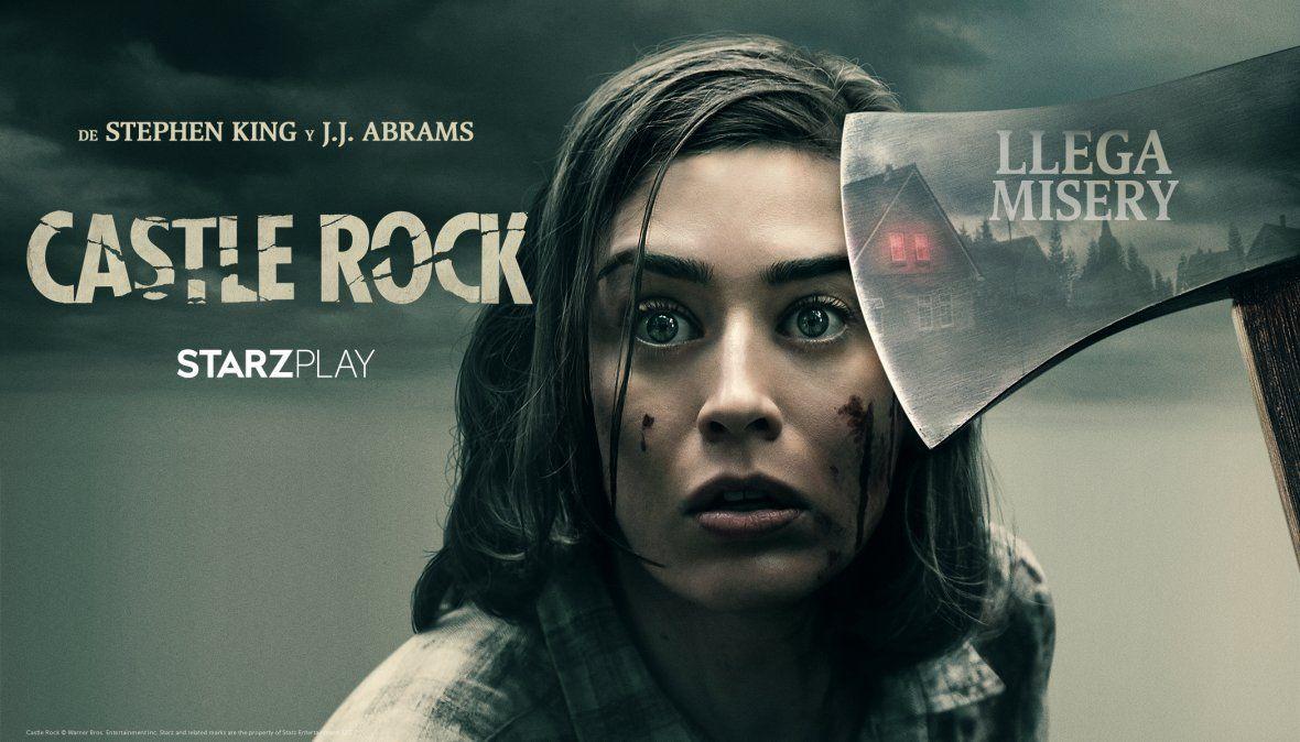Castle Rock: vuelve la serie inspirada en el universo de Stephen King