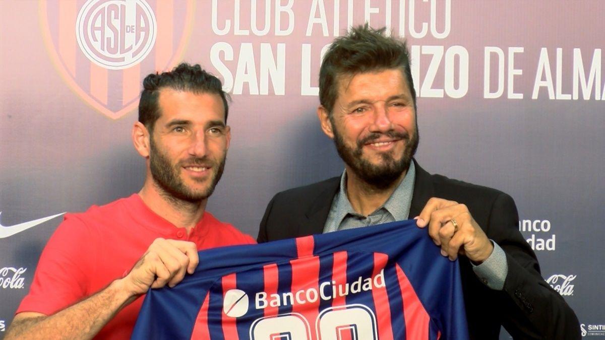 Piatti en San Lorenzo: quiero estar disponible ante Racing