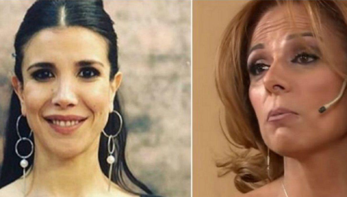 Iliana Calabró se enojó con Andrea Rincón por ser celiaca