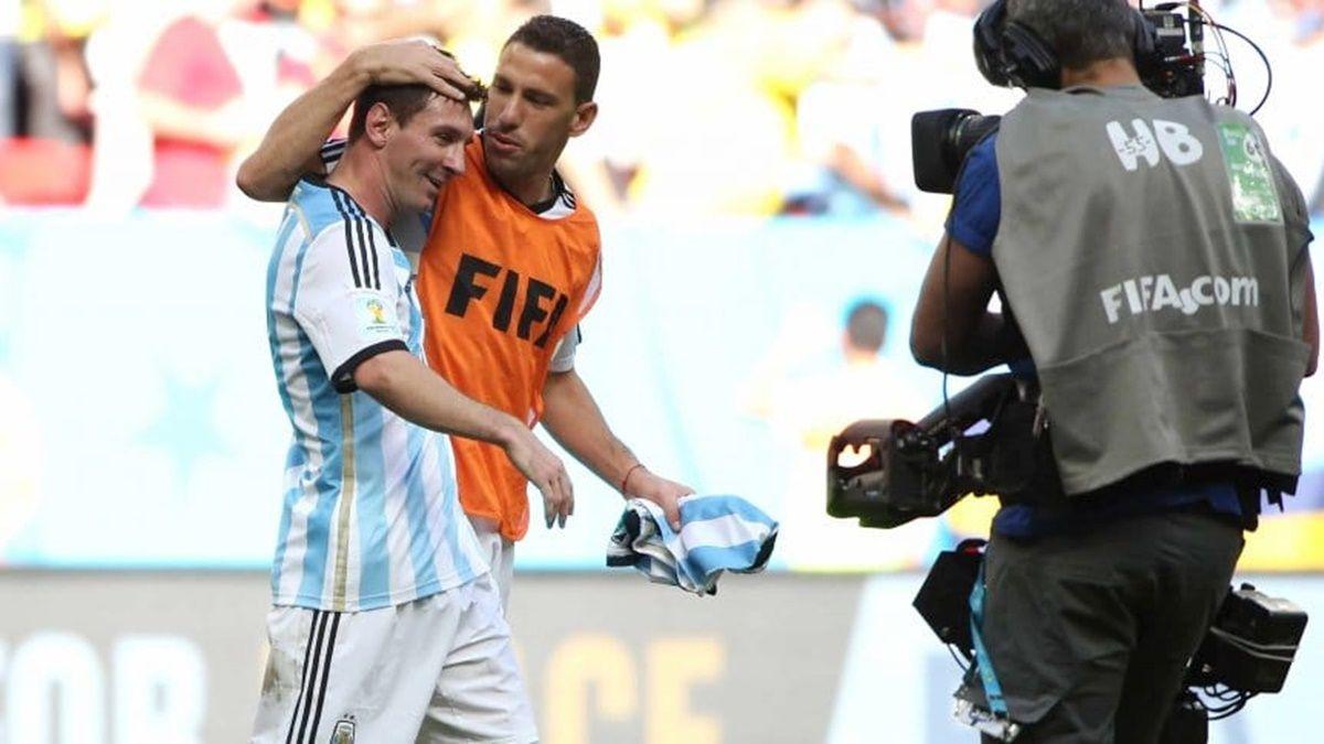 Maxi Rodríguez habló del sueño de tener a Messi en Newells