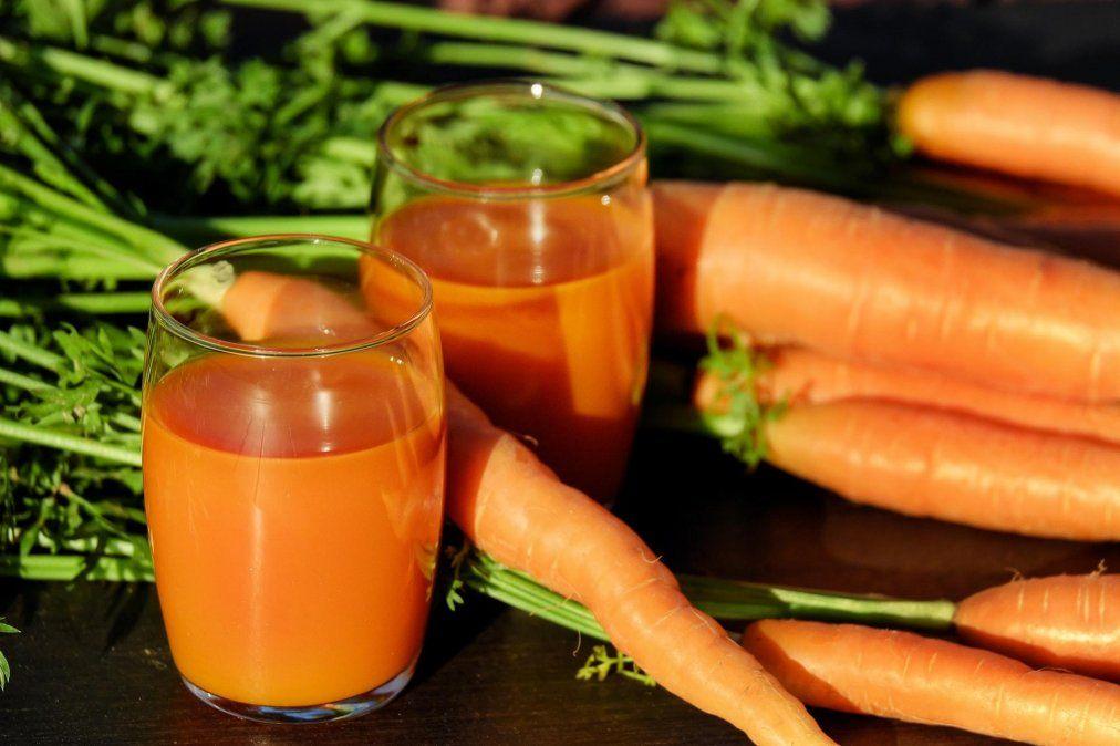 Razones para empezar a consumir zanahoria