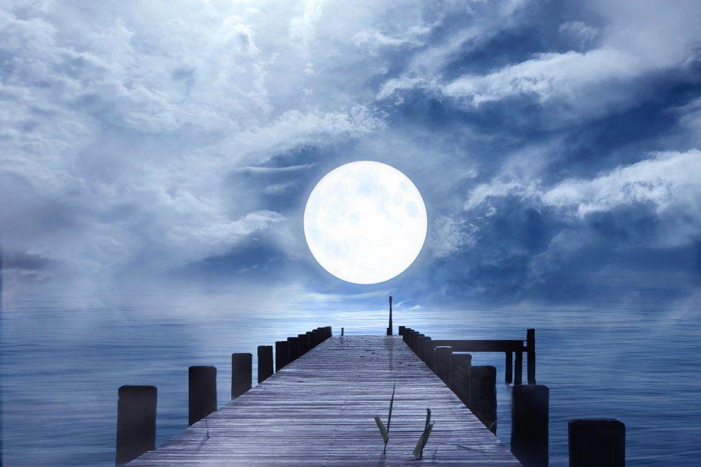 La Luna en Escorpio llenará de pasión a los signo del zodiaco