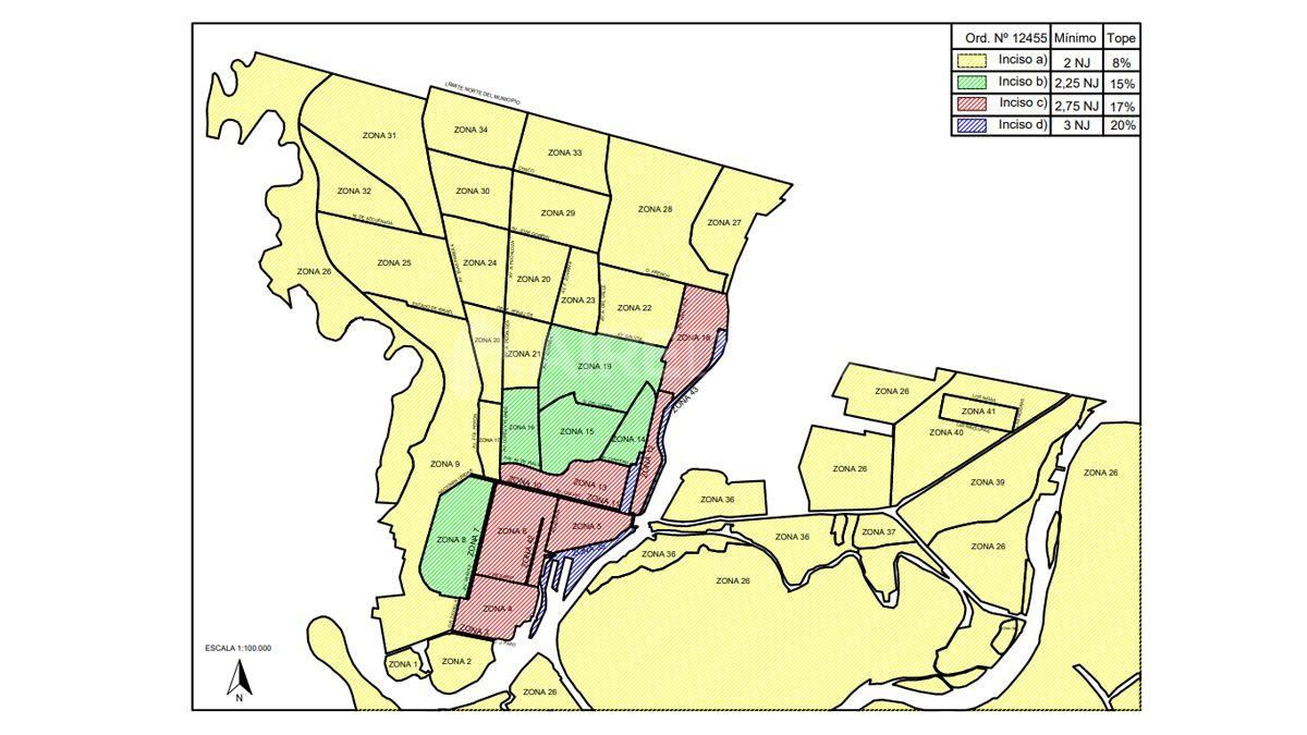 Cómo son los aumentos tributarios con los que el intendente busca aumentar los recursos municipales