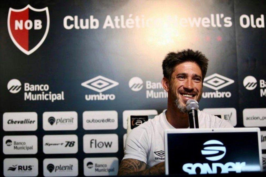 Pablo Pérez: No me banqué las mentiras en Independiente