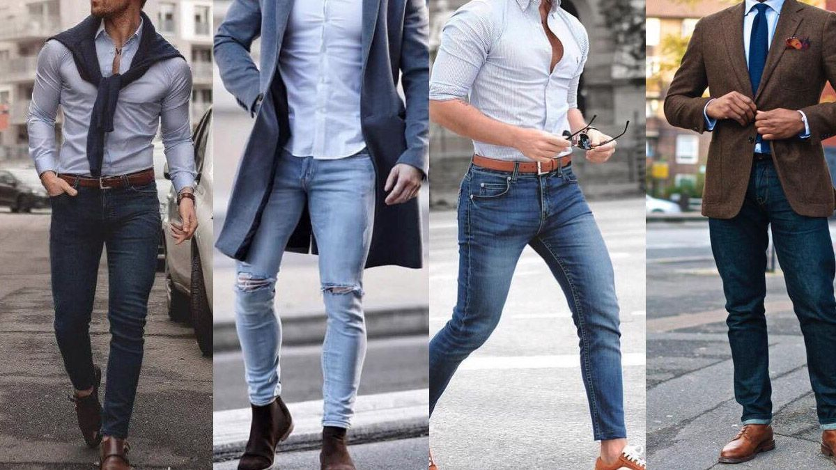 Cómo elegir los pantalones correctos según tu tipo de cuerpo