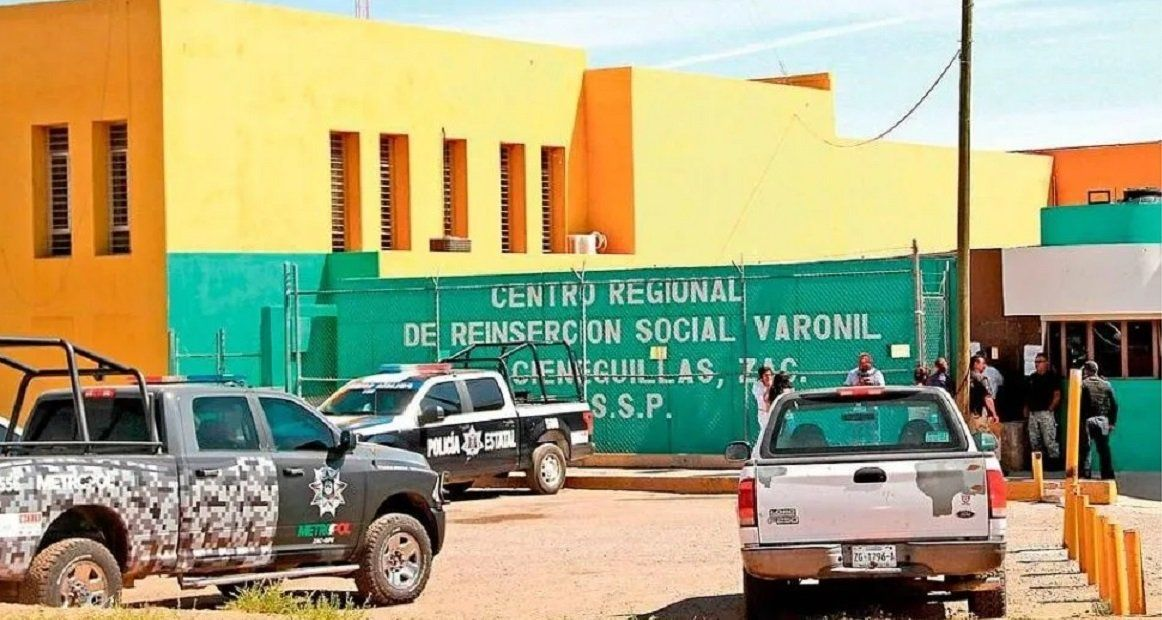 Penal de Zacatecas