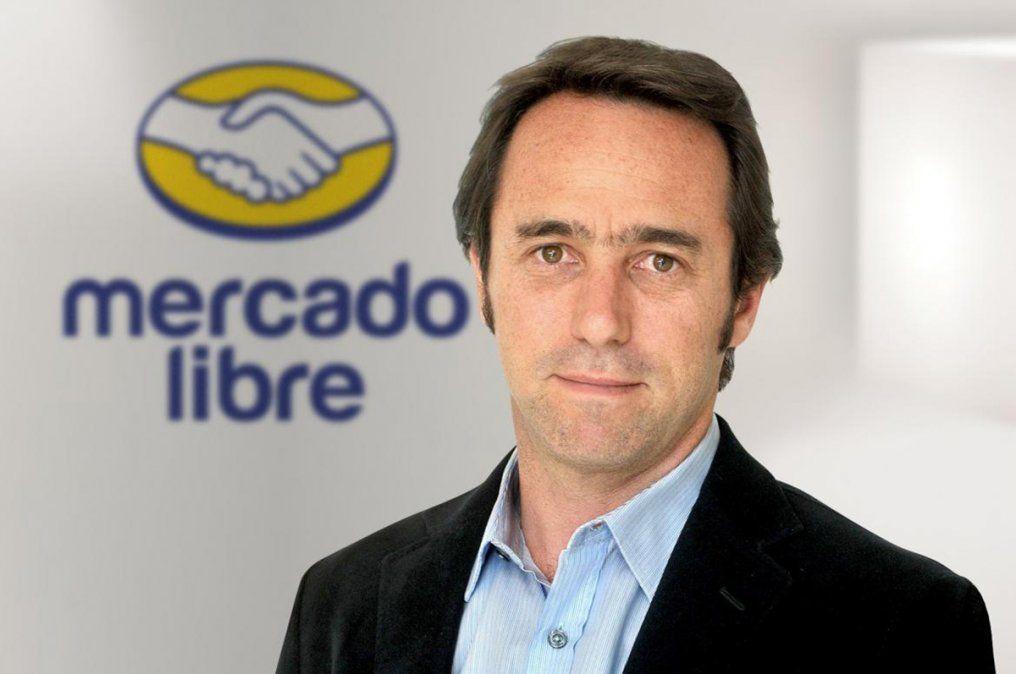 Galperín deja de formar parte de la presidencia de Mercado Libre en Argentina