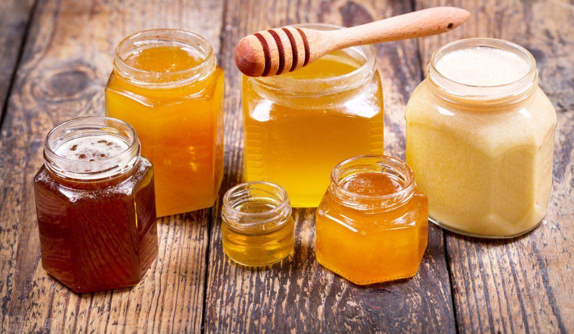Recetas con miel para todos los gustos.