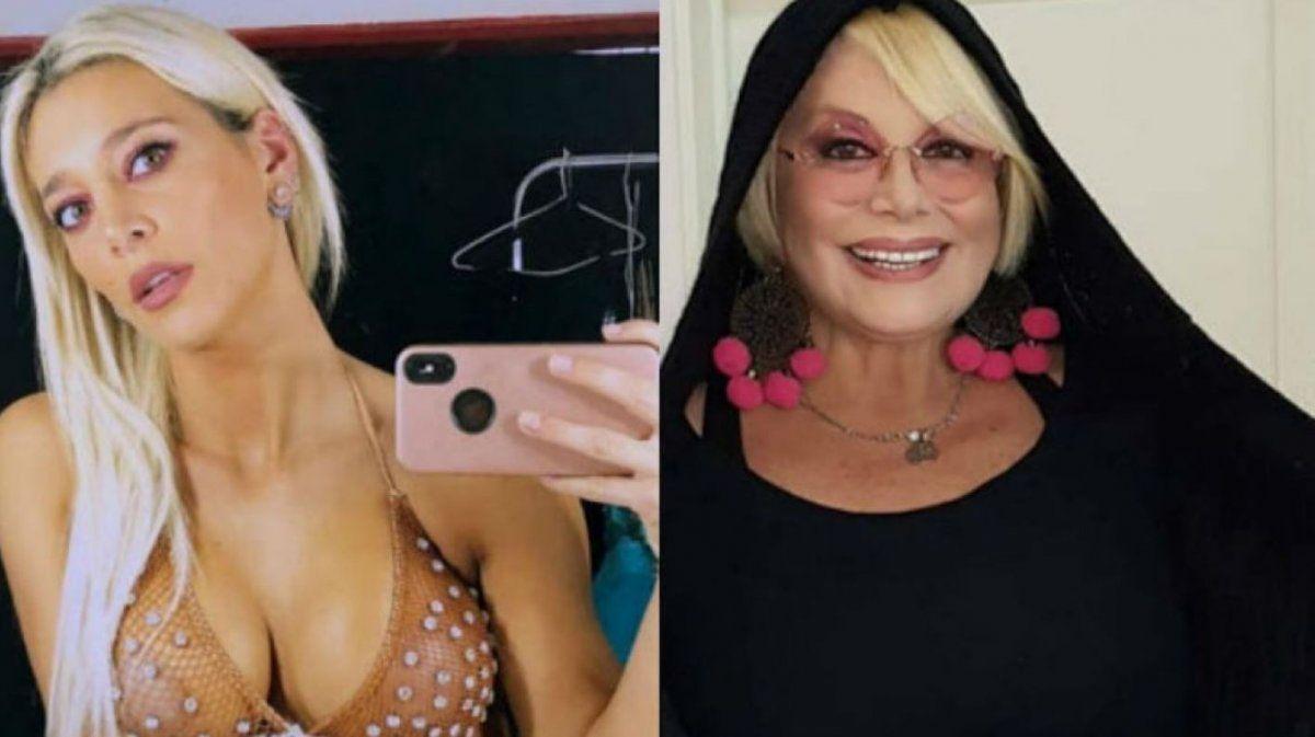 Sol Pérez confirmó que se baja de la obra de teatro y Carmen Barbieri explotó