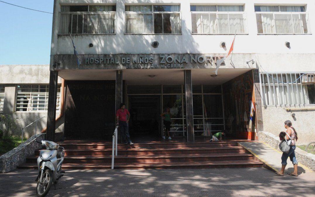 Hospital de Niños Zona Norte de Rosario