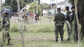 Usurpaciones: la orden del juez incluye el uso de la fuerza para liberar terrenos