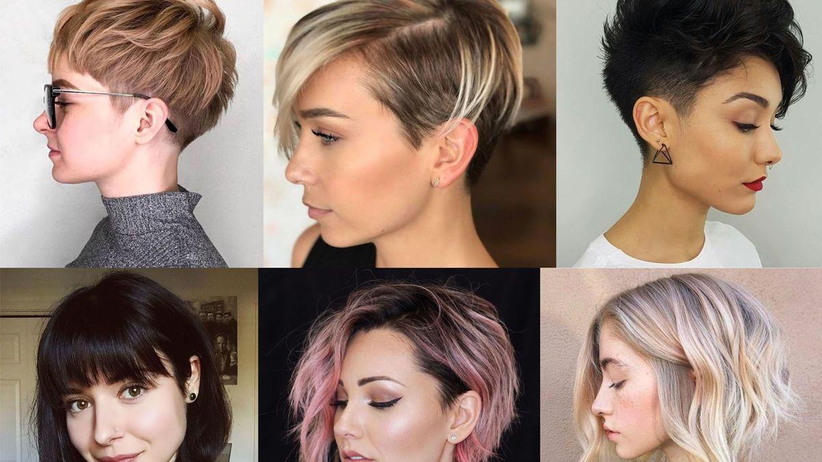 Los cortes de pelo corto que querrás llevar este 2020