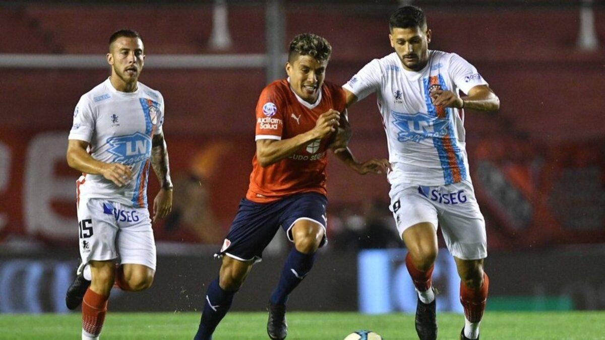 Independiente y sus urgencias enfrentarán a Arsenal — Fútbol