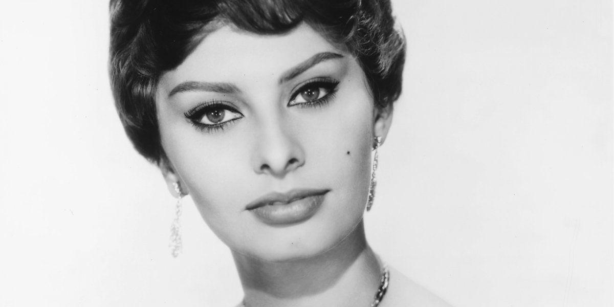 Sophia Loren regresa al cine y será por Netflix
