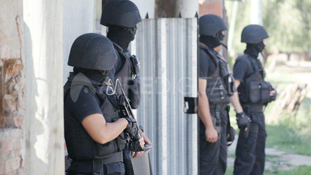 La medida fue oficializada por autoridades del ministerio de Seguridad.