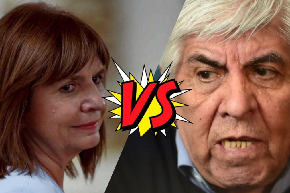Patricia Bullrich planea sumarse a la política de Independiente para ser la contra de Moyano