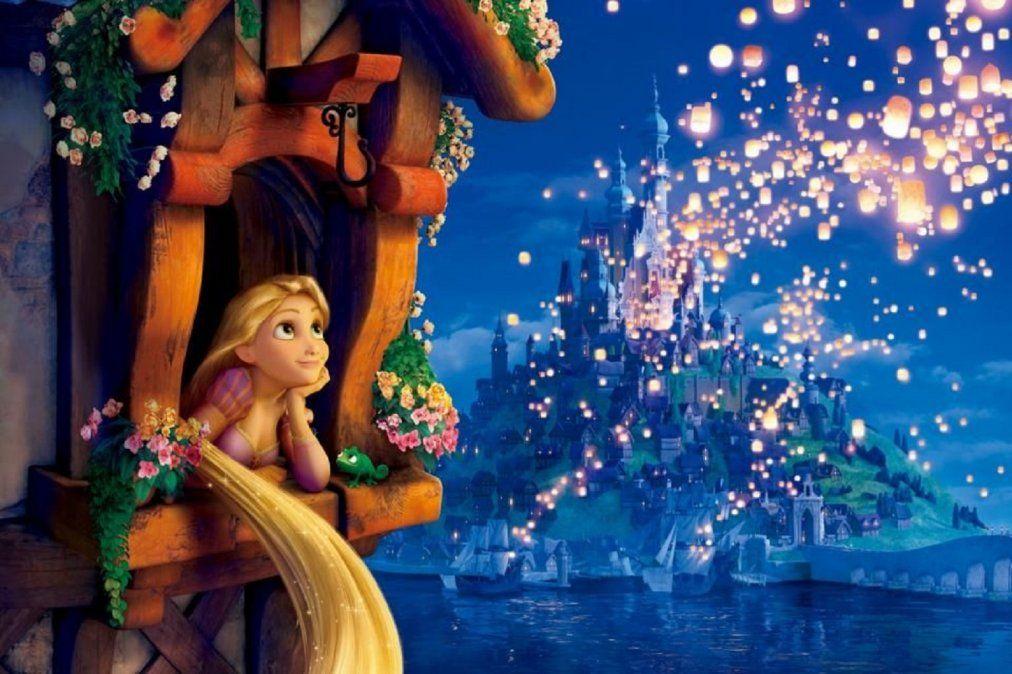 Rapunzel contará con una película live-action
