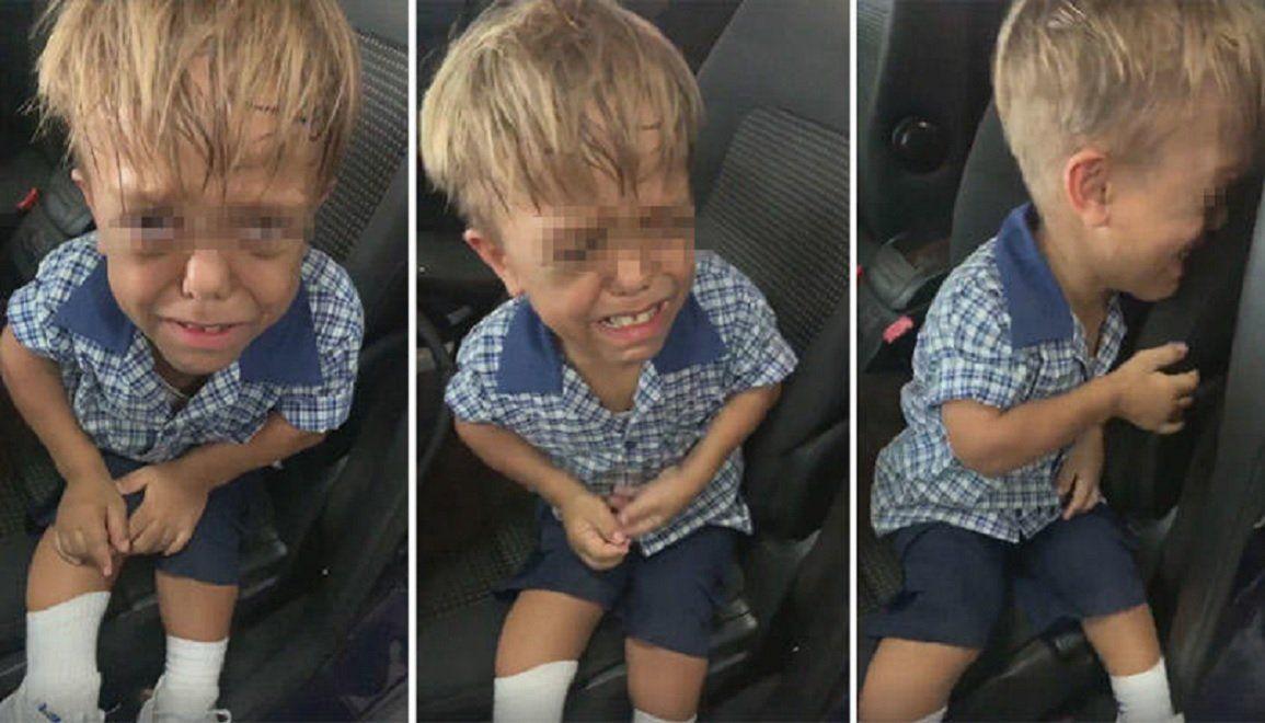 Video: el desgarrador testimonio de un niño con enanismo cansado del bullying