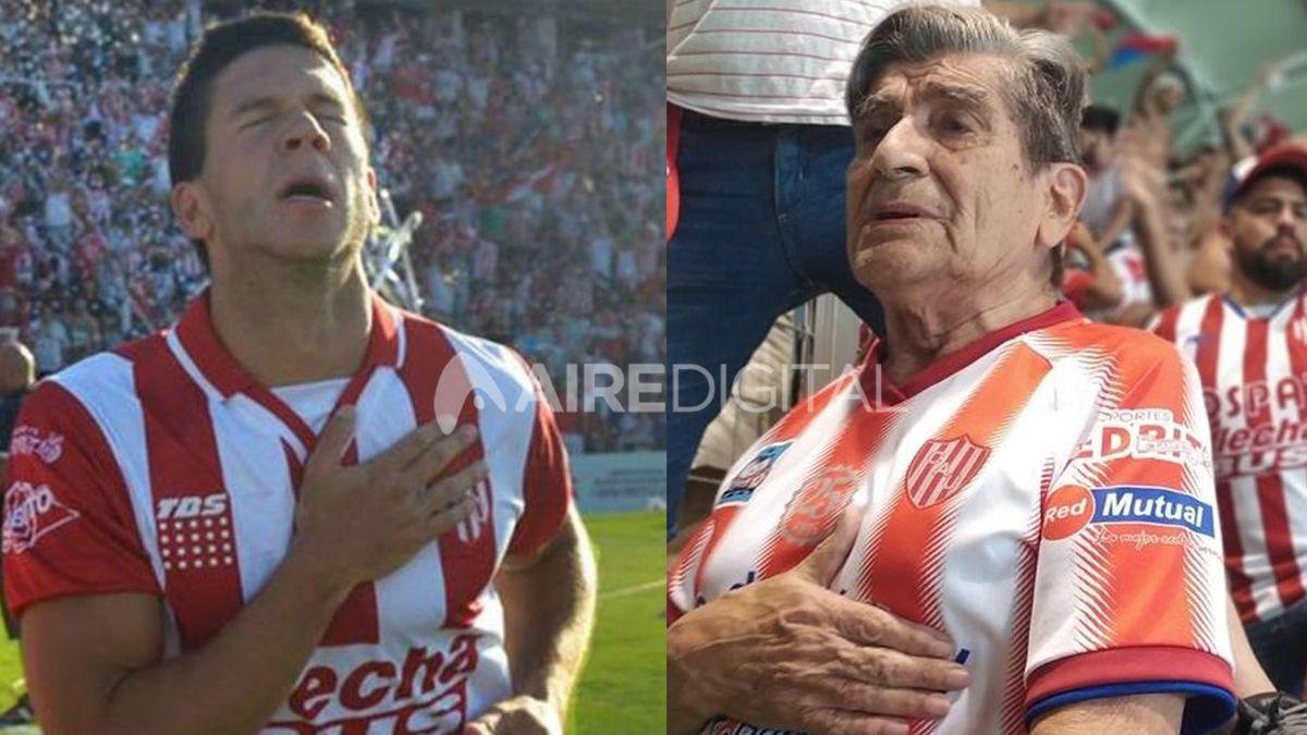 Diego nos iluminó desde el cielo, dijo el abuelo de Diego Barisone luego de la foto viral