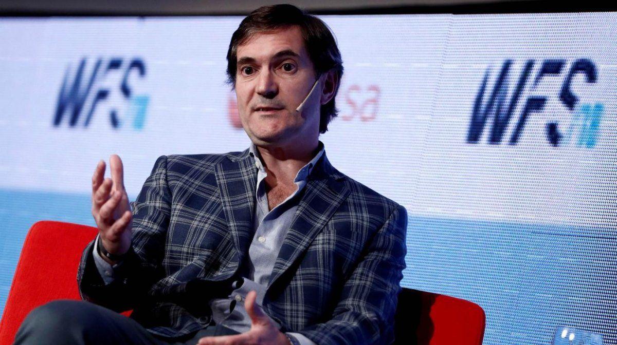 Mariano Elizondo, CEO de la Superliga: Ninguno de los clubes dicen que quieren romperla