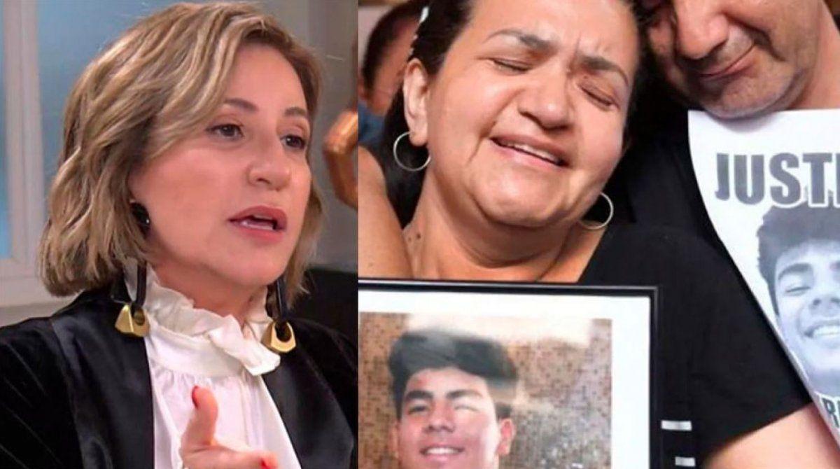Mercedes Morán aseguró que la muerte de Fernando Báez Sosa es otro crimen del machismo