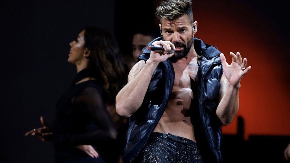 Los extravagantes pedidos de Ricky Martin para sus shows en Argentina