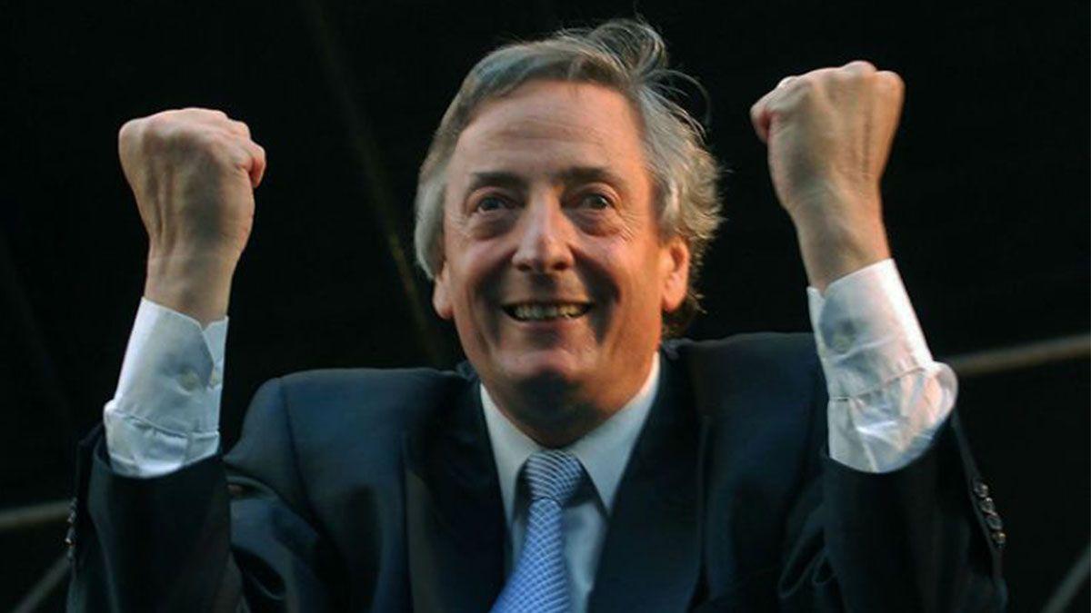 Néstor Kirchner cumpliría 70 años