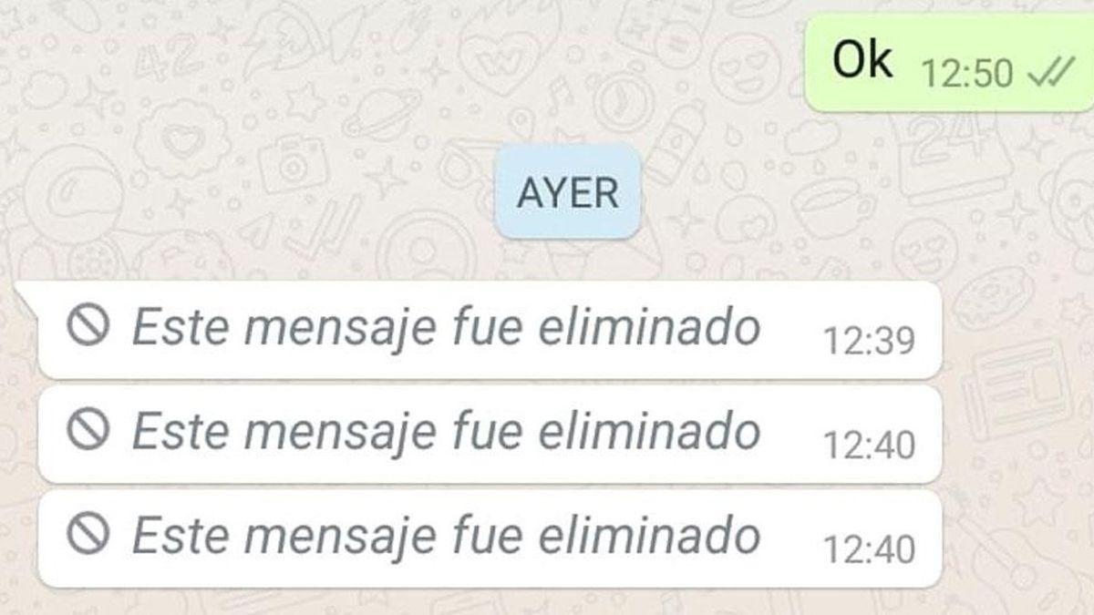 Cómo leer los mensajes eliminados en WhatsApp con este sencillo truco