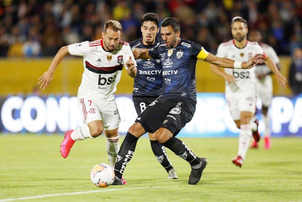 Flamengo e Independiente del Valle definen la Recopa Sudamericana