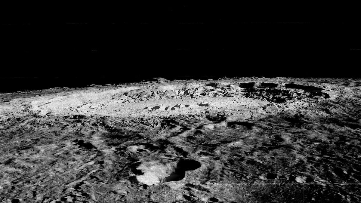 La misión de la sonda espacial chinaChang'e 4 reveló datos sobre la composición de la cara oculta de la Luna.