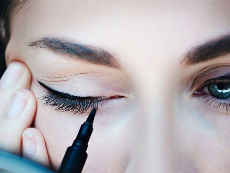 ¿Qué tipo de delineado debes hacerte según tu tipo de ojo?