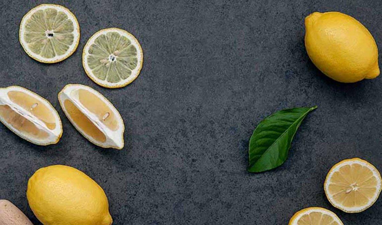 Shampoo con romero y limón para frenar la caída del cabello