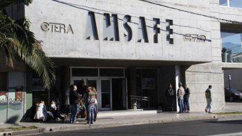 Amsafé: en La Capital y Rosario